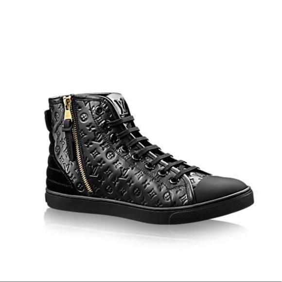 5b76588d718c Louis Vuitton Shoes - Louis Vuitton Punchy Sneaker Boot Sneaker